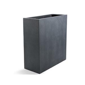 Кашпо декоративное прямоугольное