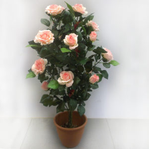 Куст розы искусственный
