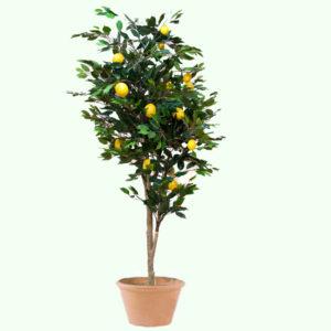 Дерево Лимон искусственное